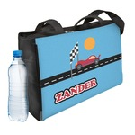 Race Car Ladies Workout Bag (Personalized)