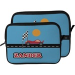 Race Car Laptop Sleeve / Case (Personalized)
