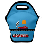 Race Car Lunch Bag w/ Name or Text
