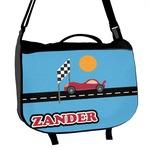 Race Car Messenger Bag (Personalized)