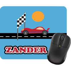 Race Car Mouse Pad (Personalized)