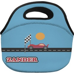 Race Car Lunch Bag (Personalized)