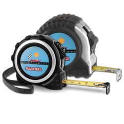 Race Car Tape Measure (Personalized)