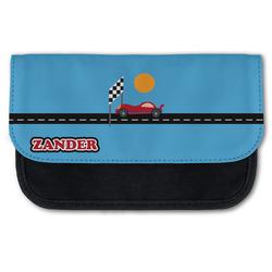 Race Car Canvas Pencil Case w/ Name or Text