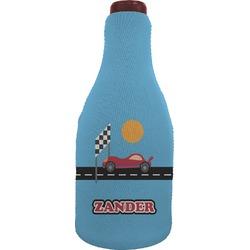 Race Car Wine Sleeve (Personalized)
