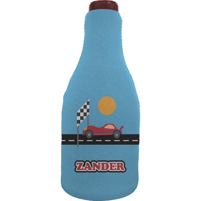 Race Car Wine Sleeve (Personalized)
