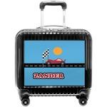 Race Car Pilot / Flight Suitcase (Personalized)