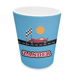 Race Car Plastic Tumbler 6oz (Personalized)