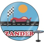 Race Car Round Table (Personalized)