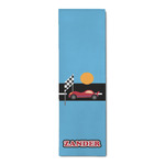 Race Car Runner Rug - 3.66'x8' (Personalized)