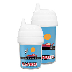 Race Car Sippy Cup (Personalized)