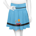 Race Car Skater Skirt (Personalized)