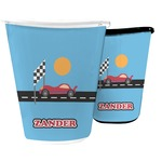 Race Car Waste Basket (Personalized)