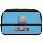 Race Car Toiletry Bag / Dopp Kit (Personalized)
