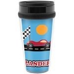 Race Car Travel Mug (Personalized)