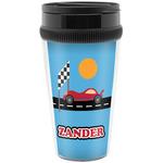 Race Car Travel Mug (Personalized)