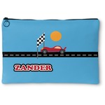 Race Car Zipper Pouch (Personalized)