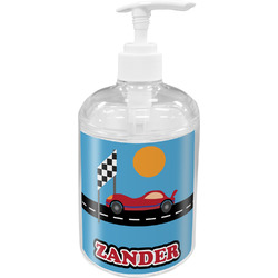 Race Car Soap / Lotion Dispenser (Personalized)