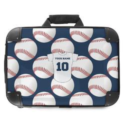 Baseball Jersey Hard Shell Briefcase (Personalized)