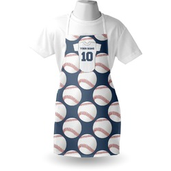 Baseball Jersey Apron (Personalized)