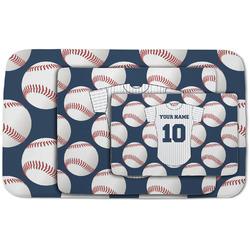 Baseball Jersey Area Rug (Personalized)