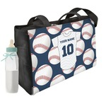Baseball Jersey Diaper Bag w/ Name and Number