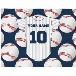 Baseball Jersey Placemat (Fabric) (Personalized)