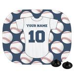 Baseball Jersey Car Side Window Sun Shade (Personalized)