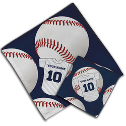 Baseball Jersey Cloth Napkin w/ Name and Number