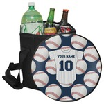 Baseball Jersey Collapsible Cooler & Seat (Personalized)