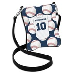 Baseball Jersey Cross Body Bag - 2 Sizes (Personalized)