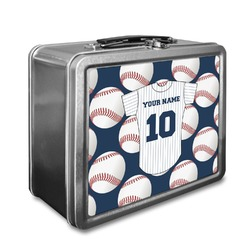 Baseball Jersey Lunch Box (Personalized)