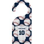 Baseball Jersey Door Hanger (Personalized)