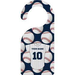 Baseball Jersey Door Hanger (Personalized)
