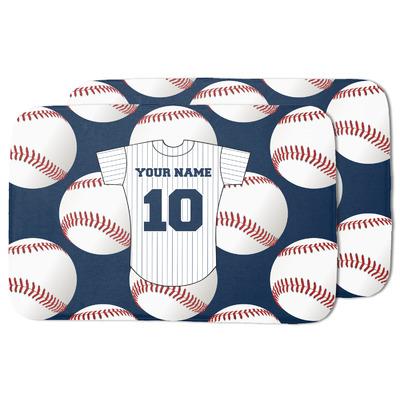 Baseball Jersey Dish Drying Mat (Personalized)