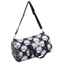Baseball Jersey Duffel Bag - Multiple Sizes (Personalized)