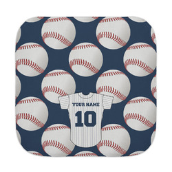 Baseball Jersey Face Towel (Personalized)