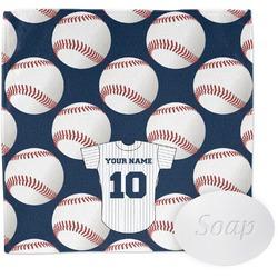 Baseball Jersey Wash Cloth (Personalized)