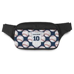 Baseball Jersey Fanny Pack (Personalized)