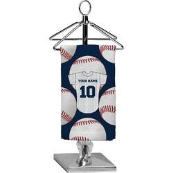 Baseball Jersey Finger Tip Towel - Full Print (Personalized)