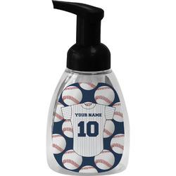 Baseball Jersey Foam Soap Dispenser (Personalized)
