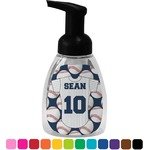 Baseball Jersey Foam Soap Dispenser (Personalized)