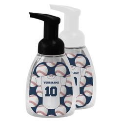 Baseball Jersey Foam Soap Bottle (Personalized)