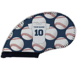 Baseball Jersey Golf Club Cover (Personalized)