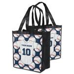 Baseball Jersey Grocery Bag (Personalized)