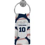 Baseball Jersey Hand Towel - Full Print (Personalized)