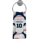 Baseball Jersey Hand Towel - Full Print (Personalized)