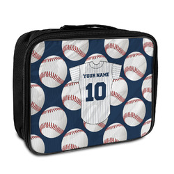 Baseball Jersey Insulated Lunch Bag (Personalized)