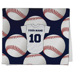 Baseball Jersey Kitchen Towel - Full Print (Personalized)