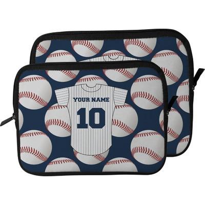 Baseball Jersey Laptop Sleeve / Case (Personalized)